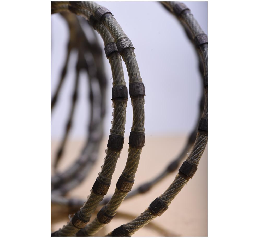 石材异形绳锯